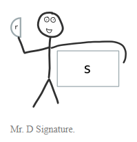 امضا دیحیتالی بیت کوین