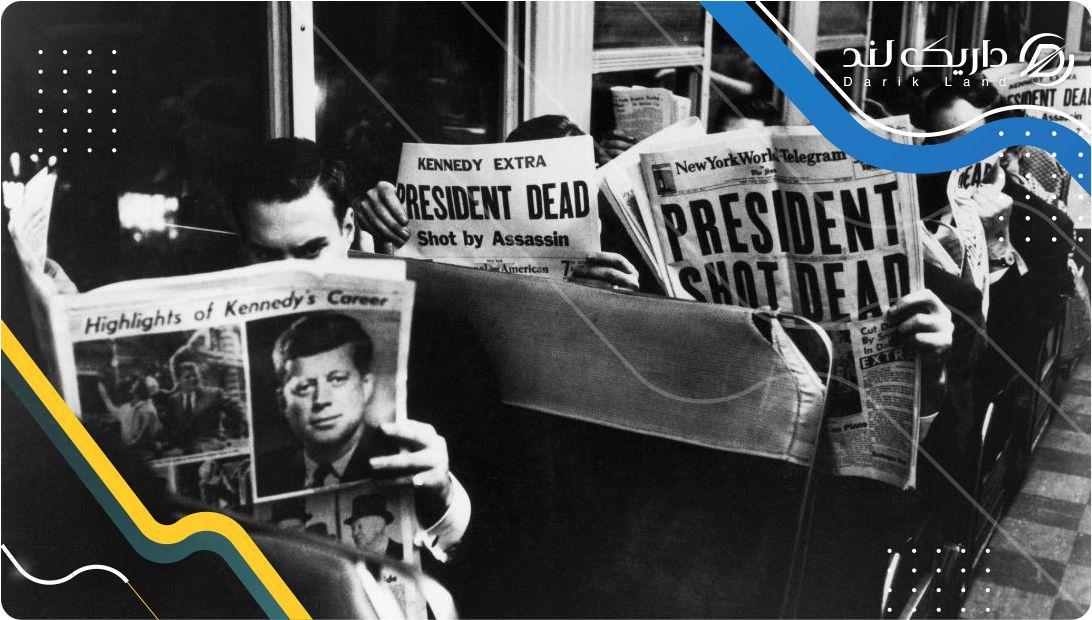 وال استریت بعد از ترور کندی